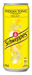 Foto Schweppes Indian Tonic